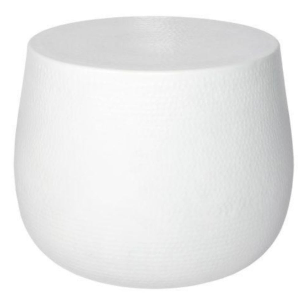 Nordic Accent Table-White