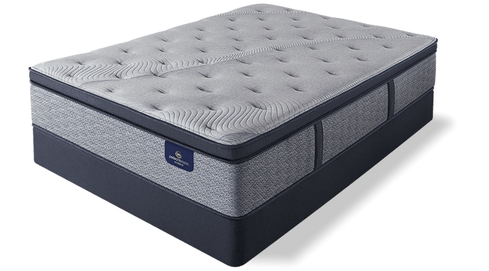 Serta Choice Edition Super Pillow Top Firm Mattress
