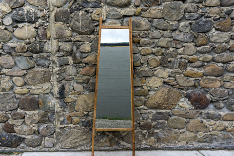 Primitive Collection Mirror Beau