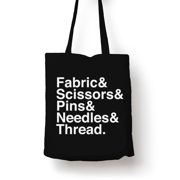 Ampersand Tote