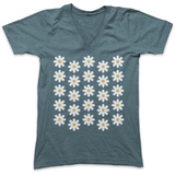 Fresh as a Daisy Quilt Tee