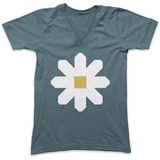 Fresh as a Daisy Block Tee
