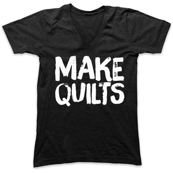 Make Quilts Tee