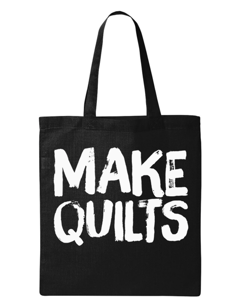 Make Quilts Tote