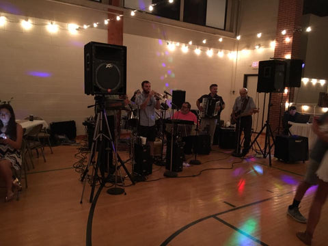 The Kava's Playing a Wedding in 2017