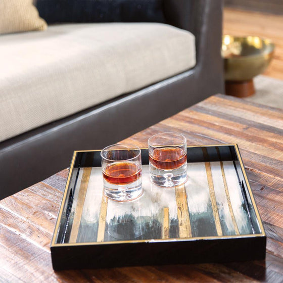 "Treeline Neutral tray (15x15"")"
