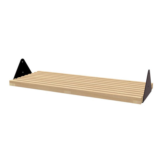 Branch Slatted Shelves Add-ons