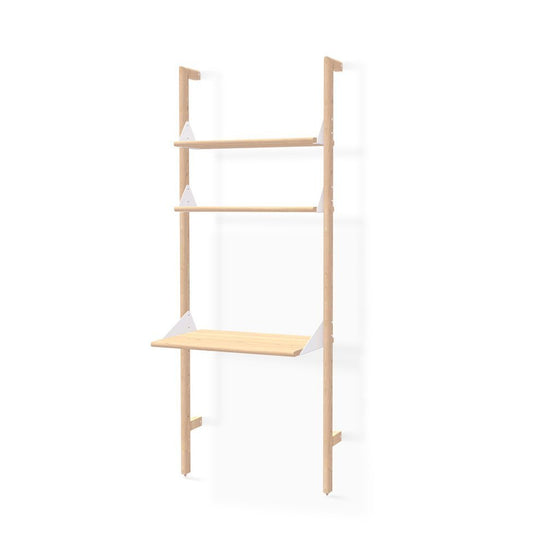 Branch Single Unit ( 2 Shelves & 1 Desk)
