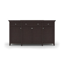 "Hampton - Sideboard, 71""w, Breakfront"