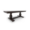 "Hampton - Table, 42"" x 96"", Double Base"