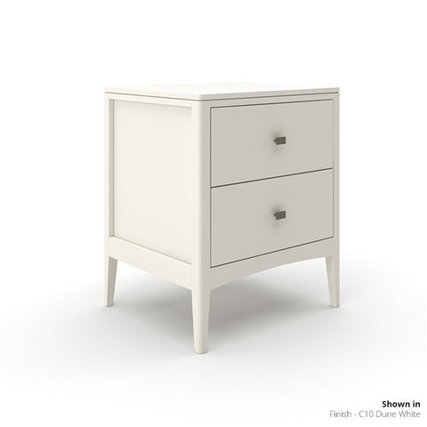 "<span style='color:white;'>k</span> Soho - Nightstand, 25""w"