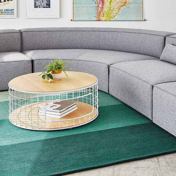Mix Modular Sectional 4 Piece Seat Group A