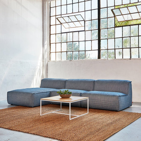 Nexus three piece w/chaise