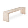 Plank Bench Walnut