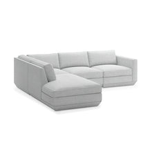 Podium 4PC Lounge Sectional A *NEW