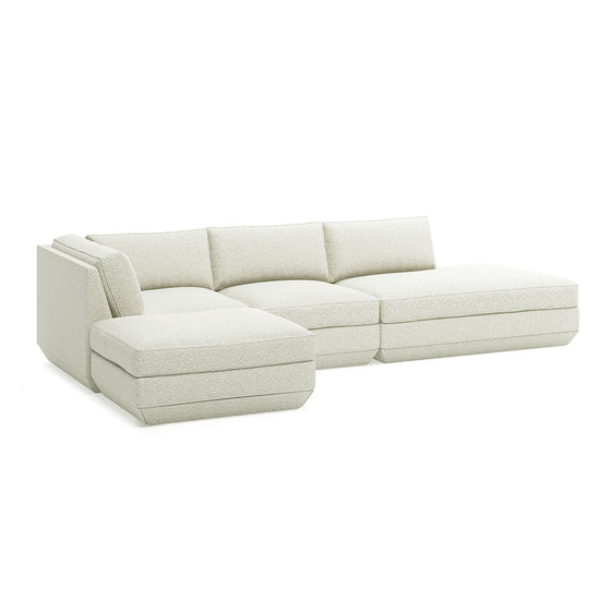 Podium 4PC Lounge Sectional B * NEW