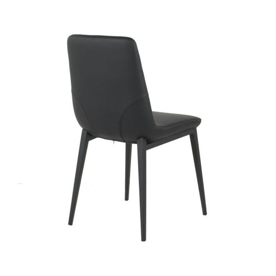RICHMOND Leatherette Side Chair - Base B