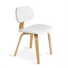 Thompson Chair Black/natural Oak
