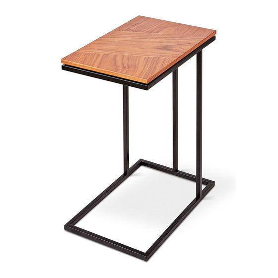 Tobias Nesting Walnut Table