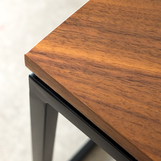 Tobias End Blonde Ash Table