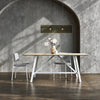 Wychwood Dining Table in Black Ash