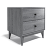 "Bedford 23"" 2 drawer night stand"
