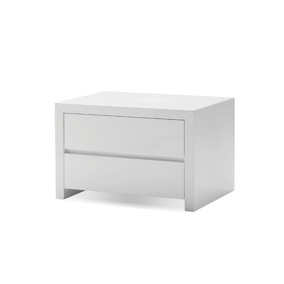 Blanche 2 drawer night stand