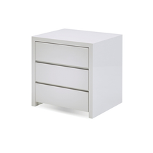 Blanche 3 drawer night stand