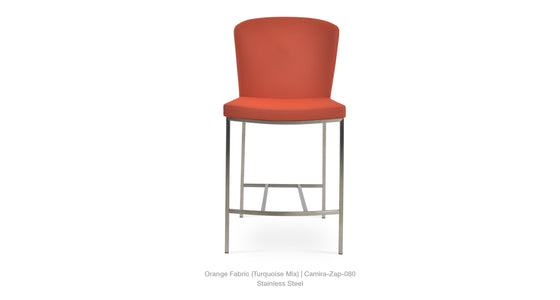 Capri Metal Stool