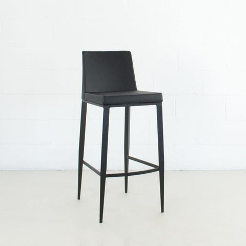 CELINE Black Base Stool
