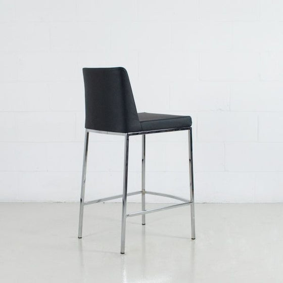 CELINE Chrome Base Stool