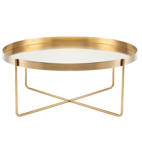 Gaultier Round Coffee Table