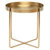 Gaultier Round Side Table