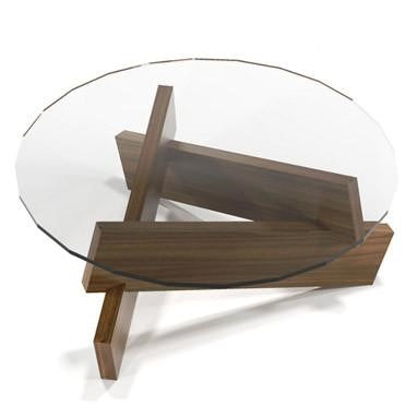 <span style='color:white;'>a</span> Plank Coffee Table