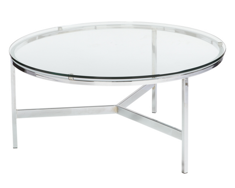 <span style='color:white;'>1</span> Flato Round Coffee Table