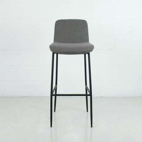 RICHMOND Fabric Stool - Base B
