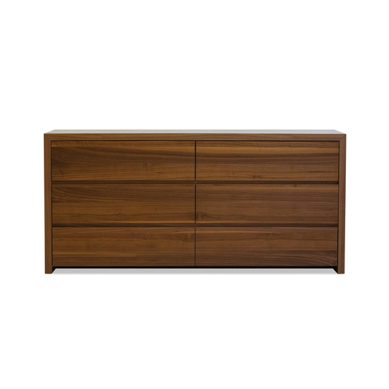 Blanche double dresser Walnut