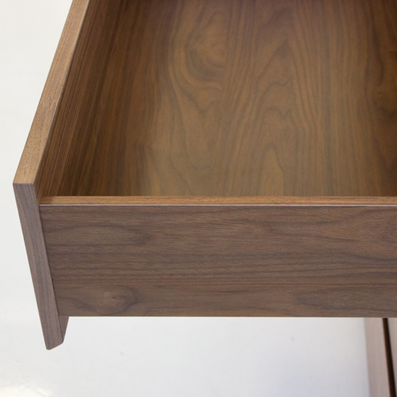 Blanche Dresser 6 drawers walnut