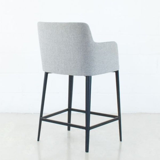 WILLIAMSBURG Fabric Stool