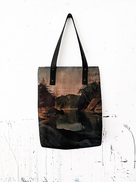 Desolation Sound Tote Bag