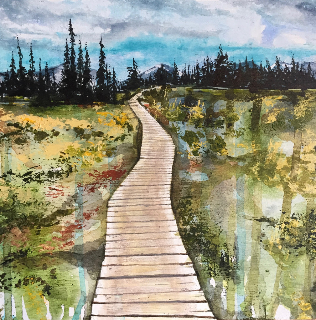 Boardwalk - Taylor Meadows