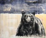 Original Artwork - Whistler Black Bear. By Heidi Denessen