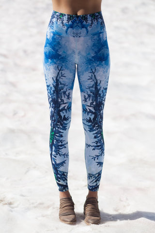 Evergreen Long Legging