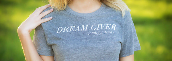 Join our Dream Giver campaign!