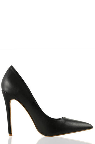 Mecca Pump- Black