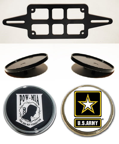 Patriot Promotion - POW and Army Star