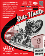 Side Hustle Motorcycle Show - Reno
