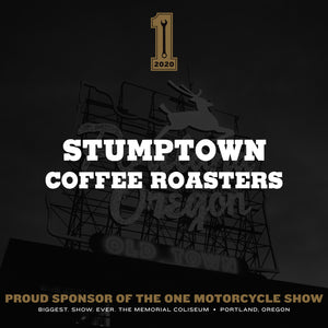 Stumptown Coffee sponsor logo