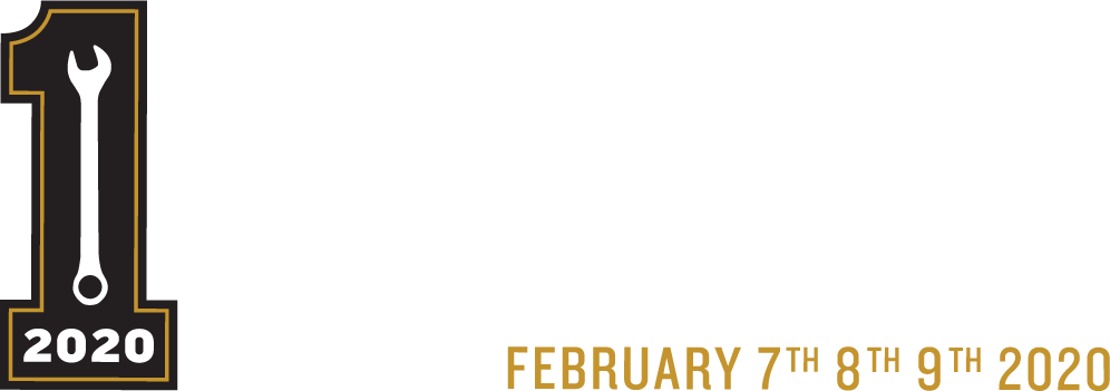 The One Moto Show 2020, February 7th, 8th, 9th