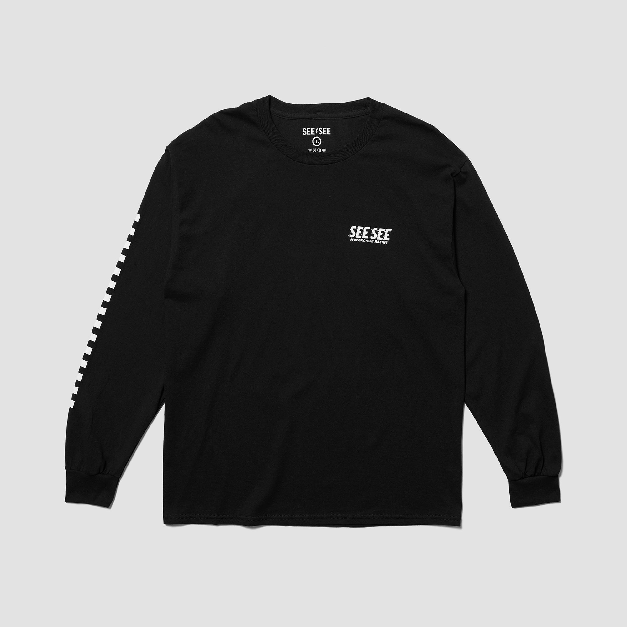 Go Faster Long Sleeve